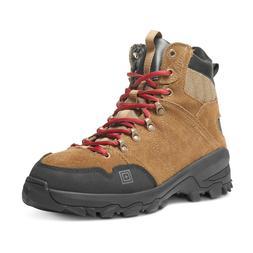 Men's 5.11  Cable Hiker Boots  Dark Coyote Size 8 R-D NIB