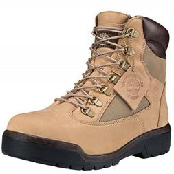 Timberland Men's 6 inch Waterproof Hiking Boots Tan Beige St