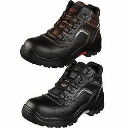 Skechers Men's 77144 Burgin Soster Composite Safety Toe Memo