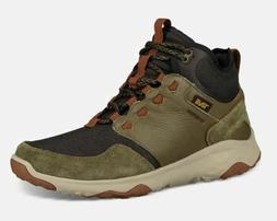 Teva Men's Arrowood Venture Mid Waterproof Hiking Trail Boot