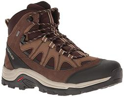 Salomon Men's Authentic LTR GTX Backpacking Boot, Black Coff