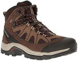 Salomon Men's Authentic LTR GTX Backpacking Boots, Black, Si