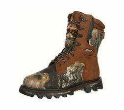 Rocky Men's Bear Claw 3D 9275 Mossy Oak Breakup Hiking Boots