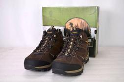 Men's Skechers Terrainer Bomags Calder Hiking Boots Brown