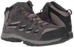 Columbia Men's Crestwood Mid Waterproof Hiking Boot US 16 NI