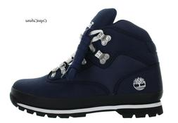 "Timberland Men's ""Euro Hiker Mid"" Navy Hiking Boots Multiple"