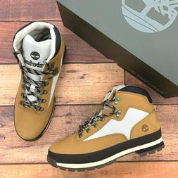 men s euro hiker wheat leather hiking