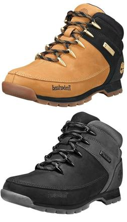 Timberland Men's Euro Sprint Hiker Hiking Boots Wheat / Beig