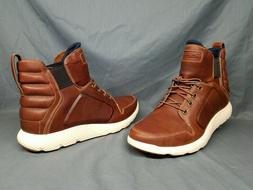 Timberland Men's Flyroam Sport Hiker Hiking Boots Brown Size