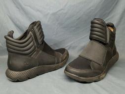 Timberland Men's Flyroam Sport Hiker Hiking Boots Black Size