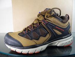Skechers Men's GOtrail Adventure Trail/Hiking Boot Waterproo