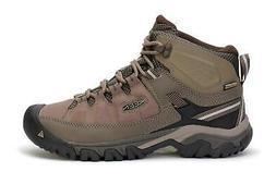Keen Men's Hiking Boots Targhee Exp Mid Waterproof Bungee Co