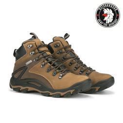 ROCKROOSTER Men's Hiking Boots Waterproof Outdoor Breathable