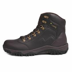 Gelert Men's Leather Mid Hiking Boots