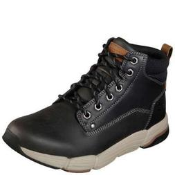 Men's Skechers Metco Atmore - Black - Width: med - Boots