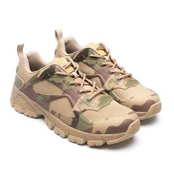 Men's Military Tactical Ankle Shoes Combat Hiking Boots Snea
