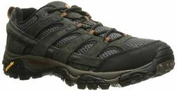 Merrell Men's Moab 2 Vent Hiking Shoe Beluga 10.5 M US New