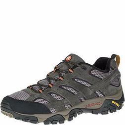 Merrell Men's Moab 2 Vent Hiking Shoe, Beluga, size 7.5 2E U