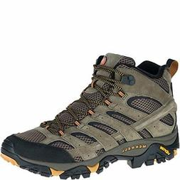 Merrell Men's Moab 2Vent Mid Hiking Boot 100% Suede Leather