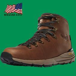 "Danner Men's Mountain 600 4.5"" Hiking Boots 62250 Rich Brown"