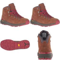 "Danner Men'S Mountain 600 4.5"" Hiking Boot, Brown/Red, 9.5 D"
