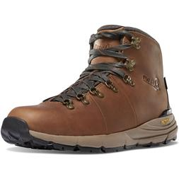 "Danner Men's Mountain 600 4.5"" Rich Brown Hiking Boots #6225"