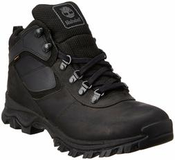 Men's Timberland Mt. Maddsen Mid Waterproof Hiking Boot Blac