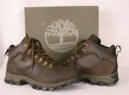 Men's Timberland Mt. Maddsen Mid Waterproof Hiking Leather B
