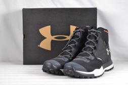 Men's Under Armour Newell Ridge Mid Gore Hiking Boots Black