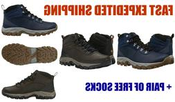 Men's Columbia Newton RIdge Plus II Waterproof Boots Comfort