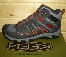 Men's KEEN OAKRIDGE MID KEEN.DRY Waterproof Hiking Boots