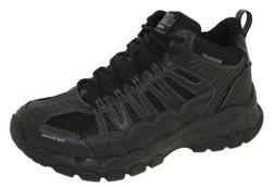 Skechers Men's Outland 2.0 Girvin Hiking Boot Black Style 51