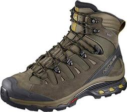 Salomon Men's Quest 4D 3 GTX Backpacking Boots, Wren/Bungee