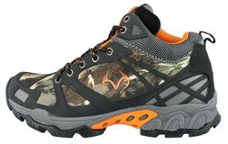 Realtree Men's Real Tree Outfitters, Boulder Hiking Shoes MA