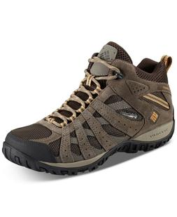 Columbia Men's Redmond Mid Waterproof Hiking Boot Shoe Size