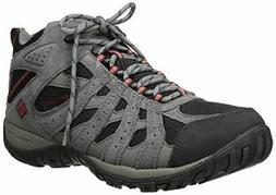 Columbia Men's Redmond Waterproof Mid Hiking Boot , Black, G