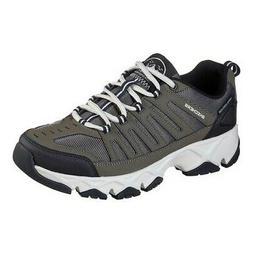 Skechers Men's   Relaxed Fit Crossbar Stilholt Hiking Shoe