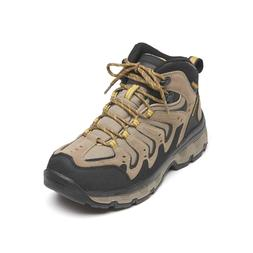 Men's Skechers Relaxed Fit Morson Gelson Hiking Boot Tan NEW