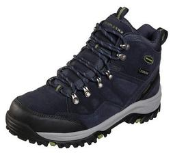 SKECHERS Men's Relaxed Fit Relment-Pelmo Water Proof Hiking