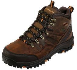 Skechers Men's Relaxed Fit Relment Traven Hiking Boot Medium