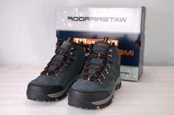 Men's Skechers Relment-Pelmo Hiking Boots Gray