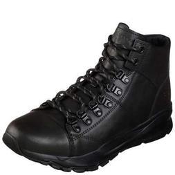 Men's Skechers Relven Mainer - Black - Width: med - Boots
