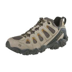Oboz Men's Sawtooth II Low Waterproof Hiking Boots - Sage Gr