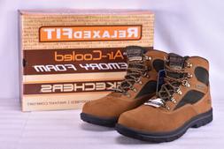 Men's Skechers Segment- Mixon Boots Brown