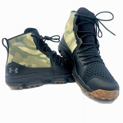 Under Armour Men's Speedfit 2.0 Tactical Hiking Boot 9.5 Bla