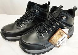 Khombu Men's Summit Hiking Black Boots - BRAND NEW! - MULTIP