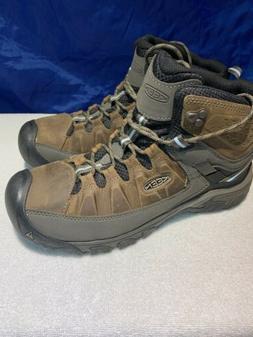 KEEN Men's Targhee II Mid Waterproof Hiking Boot Size 10 New