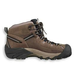 Men's Keen Targhee II Waterproof Hiking Boots Shitake/Brindl