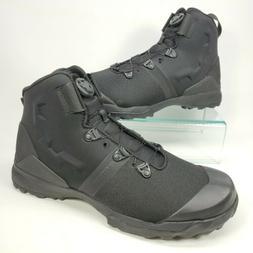 Under Armour Men's UA Infil BOA Black Tactical Hiking Boots