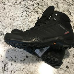 Adidas  Men's  Terrex AX3 Beta Mid CW Hiking Boots Black $ 1
